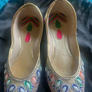 Shoes - Punjabi Jutti